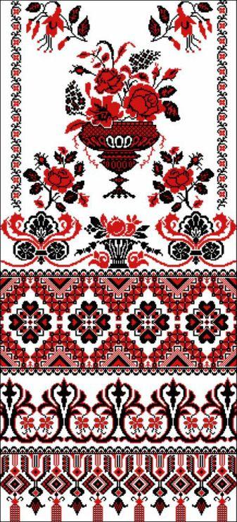 Gallery.ru / Фото #9 - Українська вишивка 30 - Tatjana-vas