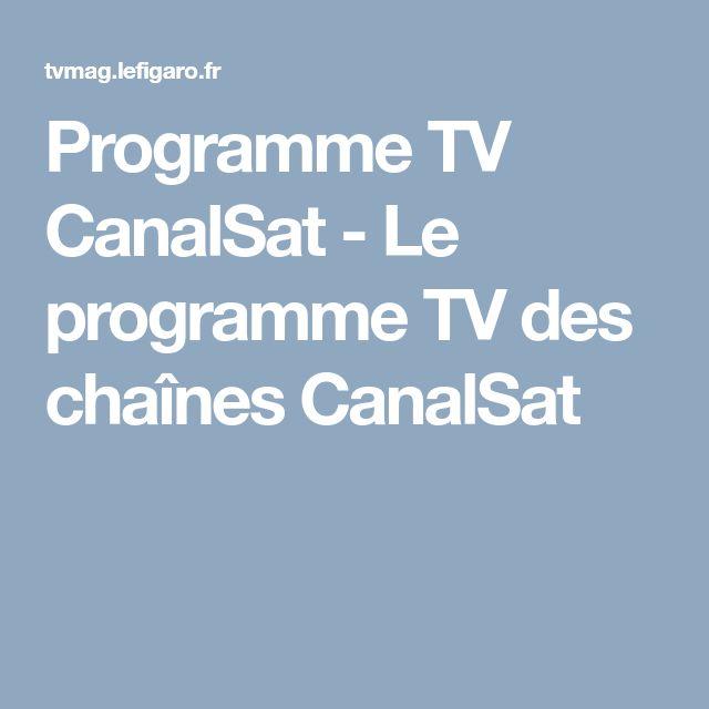 Les Meilleures Idées De La Catégorie Canalsat Sur Pinterest - Chaine cuisine canalsat