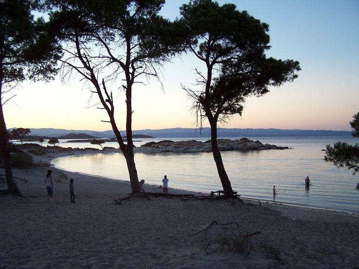 Karidi #beach #Vourvourou #Halkidiki #Greece http://apartments-panagi.com/