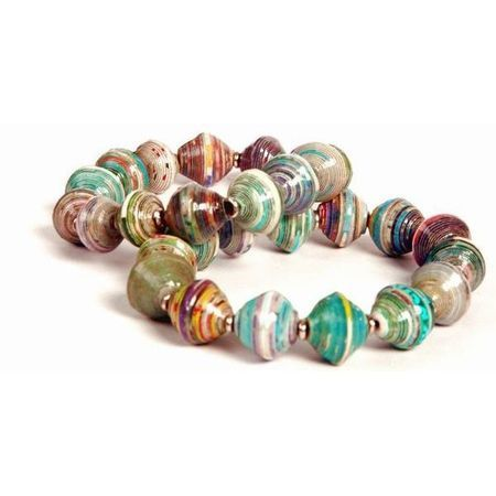 paper beads