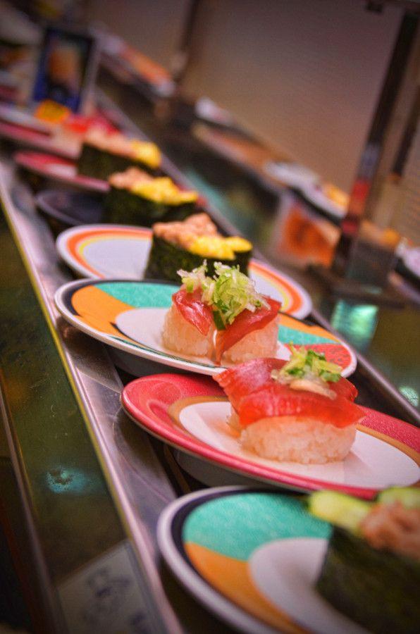 Photo Sushi Go-Round by Alex Breckner on 500px