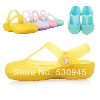 Детская летняя обувь мода