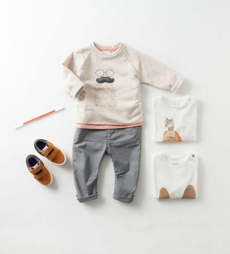 Shop by Look - Bébé Garçon - Enfants | ZARA France