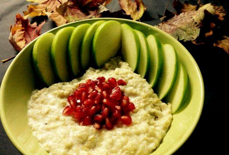 Finomság! Egészség! Boldogság!: Kókusz zabkása