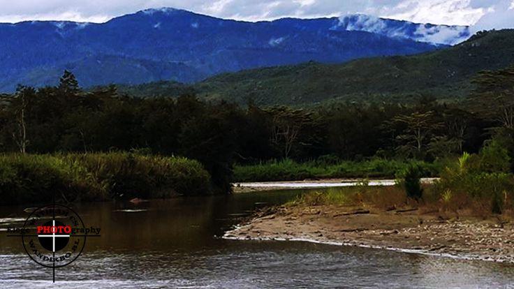 Walak Mbarlima, Sugai Baliem. Wamena, Papua