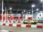 Indoor Go Kart Racing