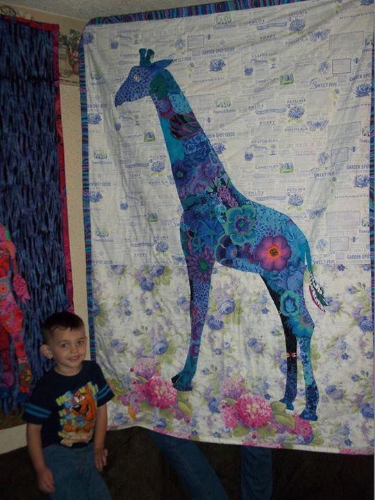 Giraffe Quilt Laura Heine Quilts Pinterest Giraffes