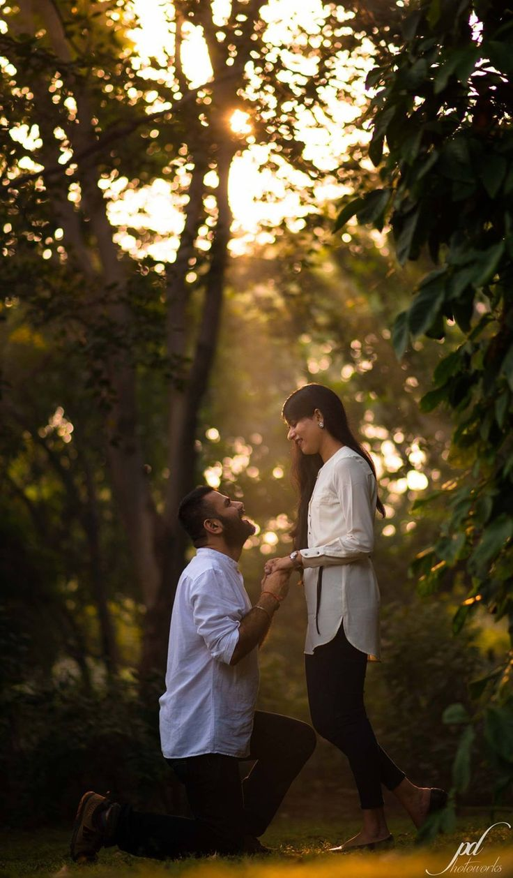 Pre wedding shoots are the best way to get the couple together for memories that they will cherish forever.