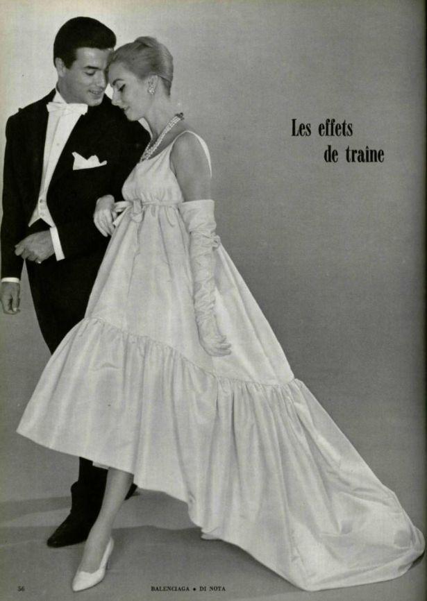 1958 Balenciaga