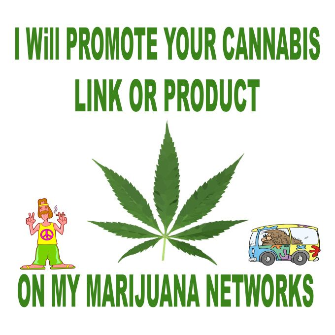 Promotion of Cannabis Products or Links.