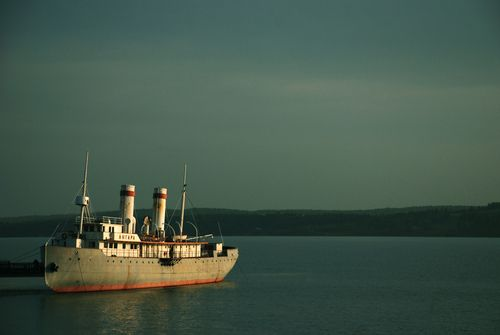 scale model ship plans icebreaker angara irkutsk