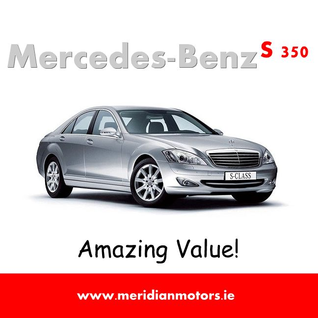 Superb mercedes benz s 350 auto in silver with a huge spec for Call mercedes benz financial