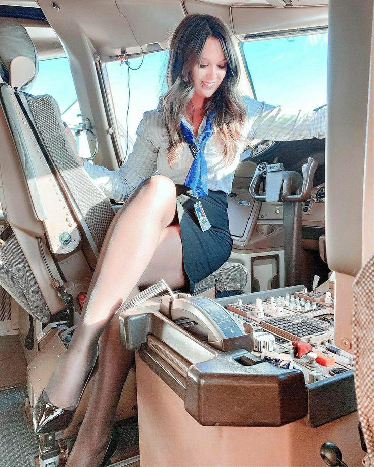 Pin on flight attendants