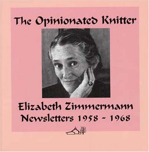 31 best pdf online images on pinterest book lists book show and the opinionated knitter elizabeth zimmerman fandeluxe Images