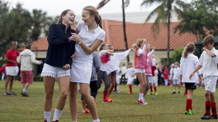 Overcast skies and light rain proved to be perfect weather for the Oakley Debbs Celebration of Life Soccer matches today at the Palm Beach Recreation Center.