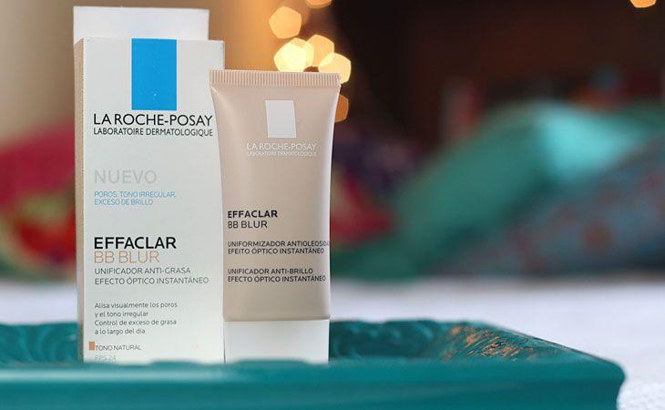 BB Blur La Roche-Posay Effaclar para pele oleosa