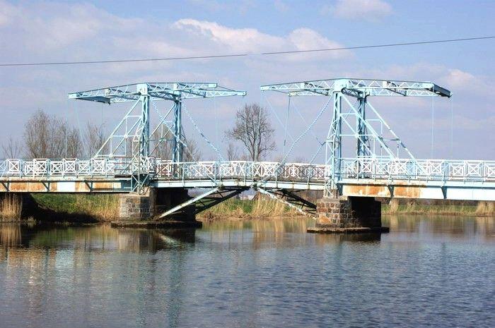 Obiekty hydrotechniczne   Pętla Żuławska