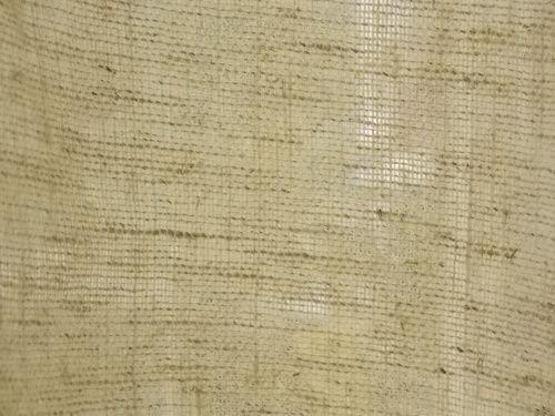 Лен декоративный, цвет науральный, небелёный, ширина 150 см