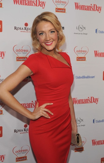 Jennifer Finnigan at the 2013 Woman's Day Red Dress Awardslove the style and the red!