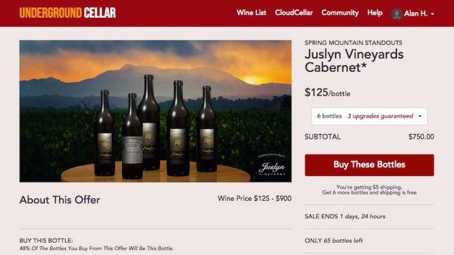 Underground Cellar Sells Wine, Offers Random Cellared Upgrades for Free