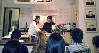 By Word Of Mouth cooking classes