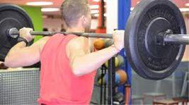 Master The Barbell Back Squat: Proper Form & Technique - BuiltLean