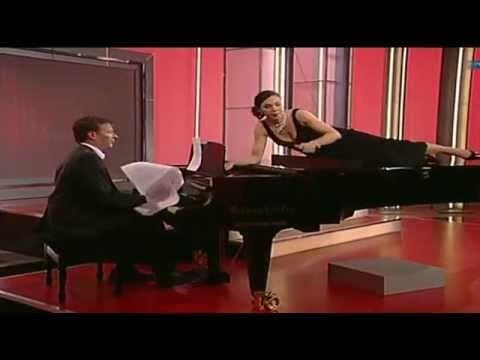 """Katrin Weber """"Danke, Coca Cola, für den Weihnachtsmann"""" - Die Brummers - YouTube"""