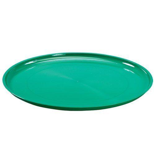 Party Dimensions Plastic Serving Tray 12Inch Green *** Find out more about the great product at the image link.