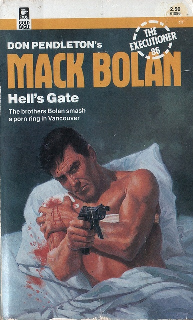 Mack Bolan: Hell's Gate, Gold Eagle 1986