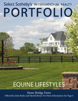 Select Sotheby's International Realty PORTFOLIO Equine Lifestyles- Summer 2012