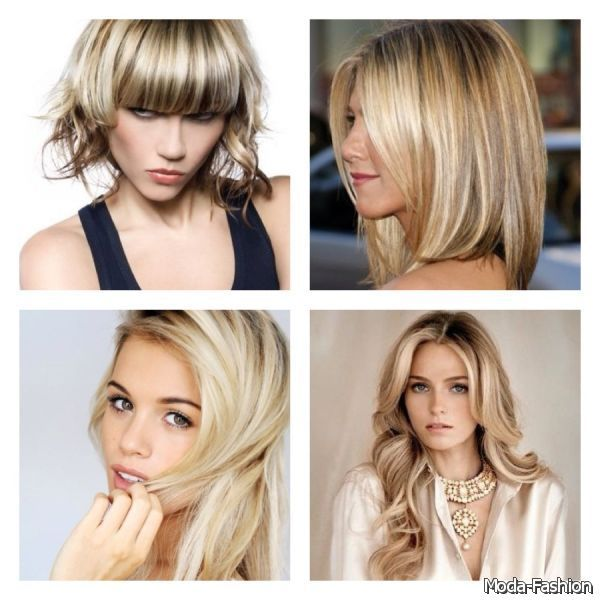 35 Cool Hair Color Ideas To Try In 2016: Blonde Hair Colors For Cool Skin Tones 2014-2015