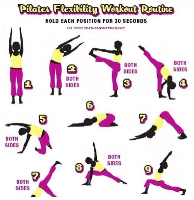 Top 10 Best Pilates Chairs For Home Exercises In 2018: 404 Best Images About Fitness & Beauty On Pinterest