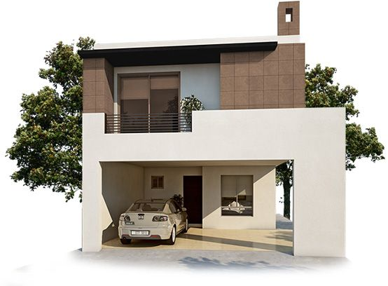 Casas en Cumbres - Modelo Ibiza I - Cumbres San Patricio