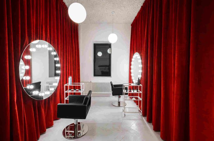 Студия макияжа Krygina Studio в Москве от Archiproba Studios