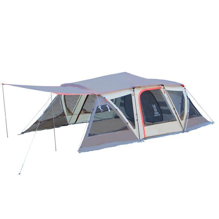 DOPPELGANGER OUTDOOR (ドッペルギャンガーアウトドア) 略してDOD。 5分で完成する超大型ワンタッチ2ルームテント。 #キャンプ #アウトドア #テント #タープ #チェア #テーブル #ランタン #寝袋 #グランピング #DIY #BBQ #DOD #ドッペルギャンガー