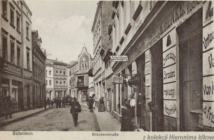 Deptak - ul. Kościuszki