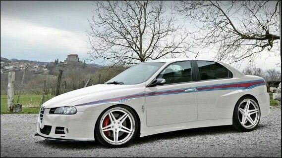 Alfa 156 custom