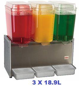 Crathco D355-3 Drink Dispenser   Slushy & Dispenser & Juicer   Hoskit Online Store   Sydney, Melbourne, Perth, Brisbane