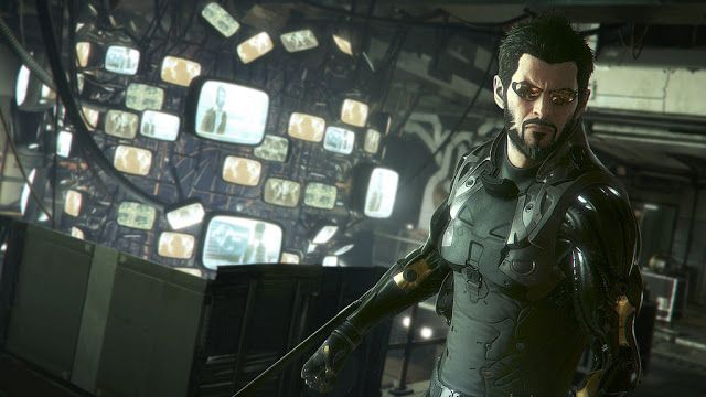 Game Engine: DEUS EX: MANKIND DIVIDED PRE-ORDER CONTENTS NOW AV...