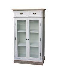 Closet W/Glass Door 81*36*150cm