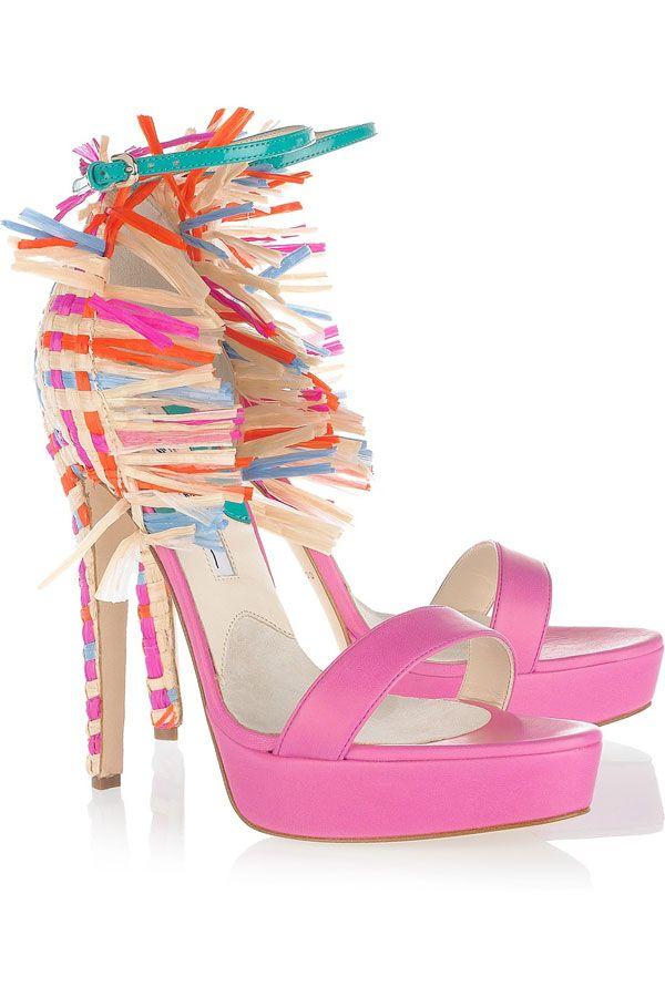 If Miami Were a Shoe