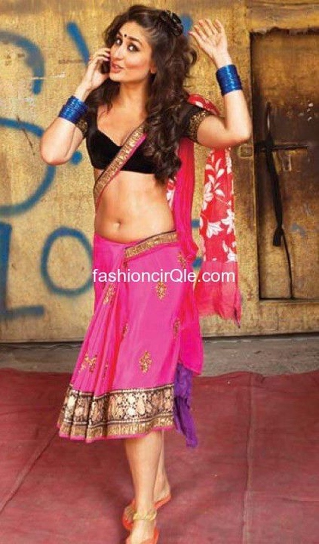 Kareena's Halkat Jawaani: On the sets!