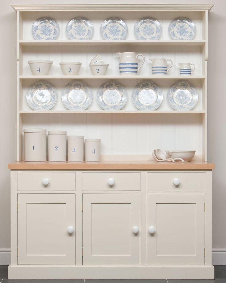 White Kitchen Dresser 60 best kitchen dressers images on pinterest | home, painted