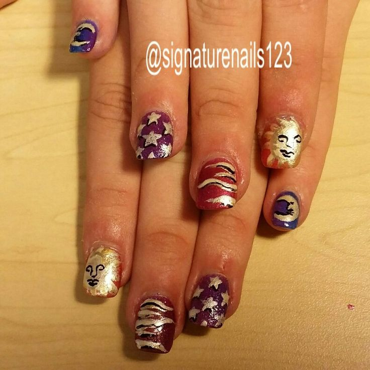 61 best nails by LeAnn images on Pinterest | Nails design, Nail art ...
