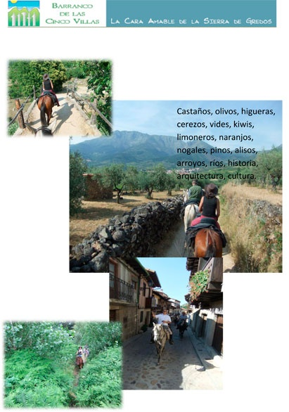 Ruta de un día. Dificultad media. En cualquier época del año. Agua, vegetación, arquitectura, lo que desconoces del sur de Gredos.