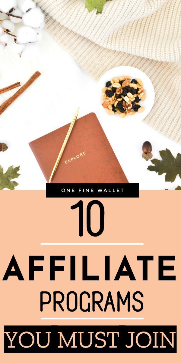 Blogging tips – 10 affiliate programs that make money even as a new blogger. Mak…