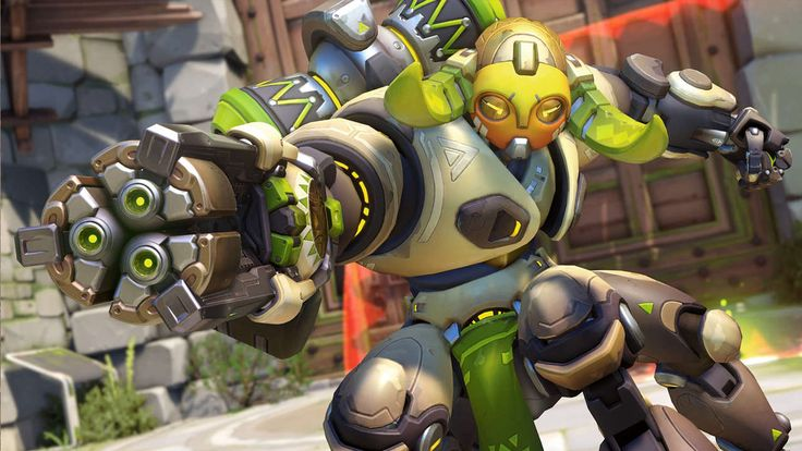 Orisa Now Live in Overwatch on PC and Consoles; New Updates, Patch Notes Released