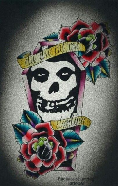 Misfits tattoo idea