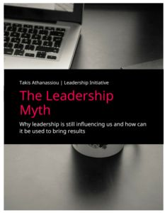 "Get your free copy of ""The Leadership Myth"" and find out all the strategies and tactics to get ownership of your life."