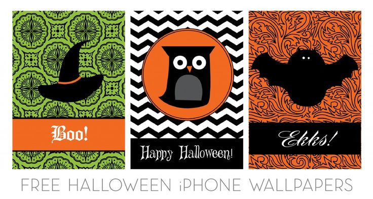 So cute! Halloween-iPhone-Wallpaper | wallpapers | Pinterest